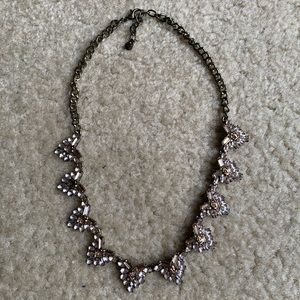 BaubleBar crystal necklace